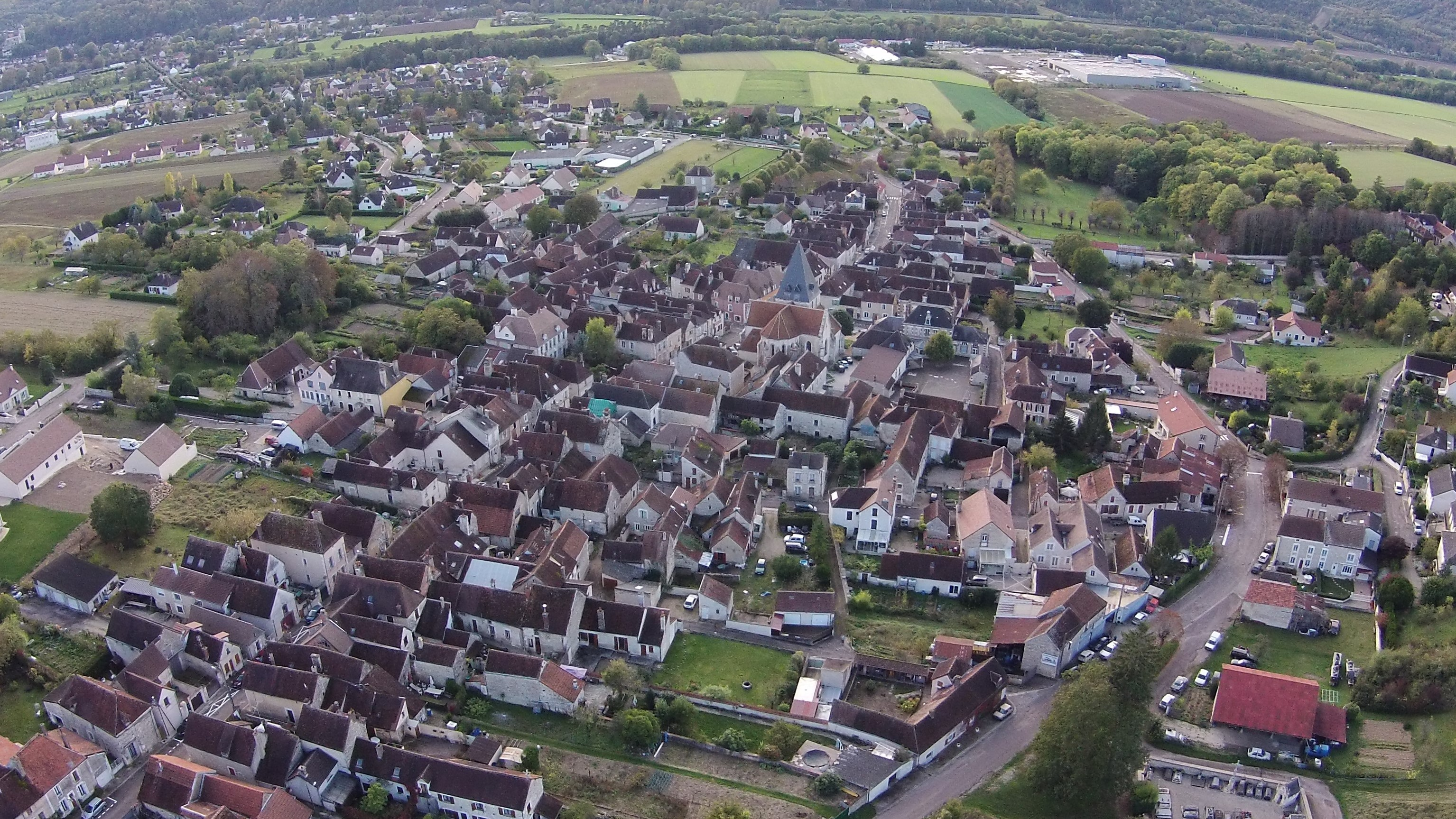 Le Village en Photos